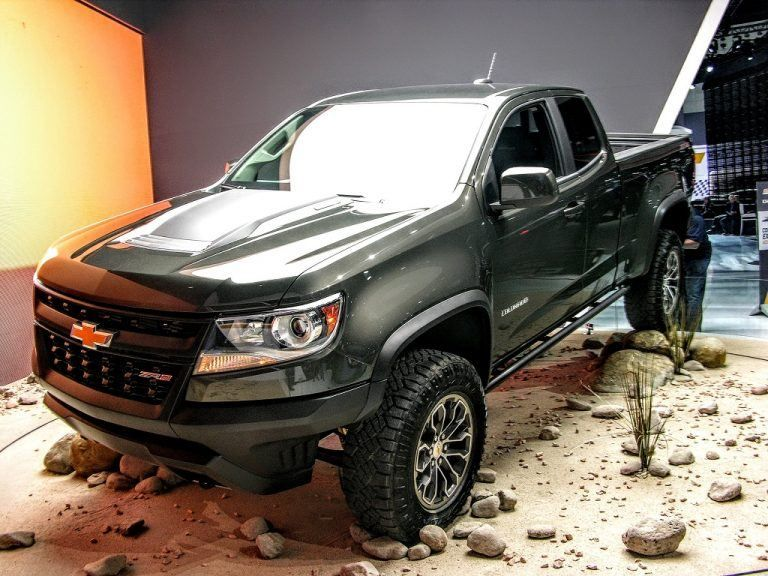 Chevy Answers The Call Of The Wild With A Diesel Powered Colorado Zr2 With Images Chevy Colorado Chevy Chevrolet Colorado