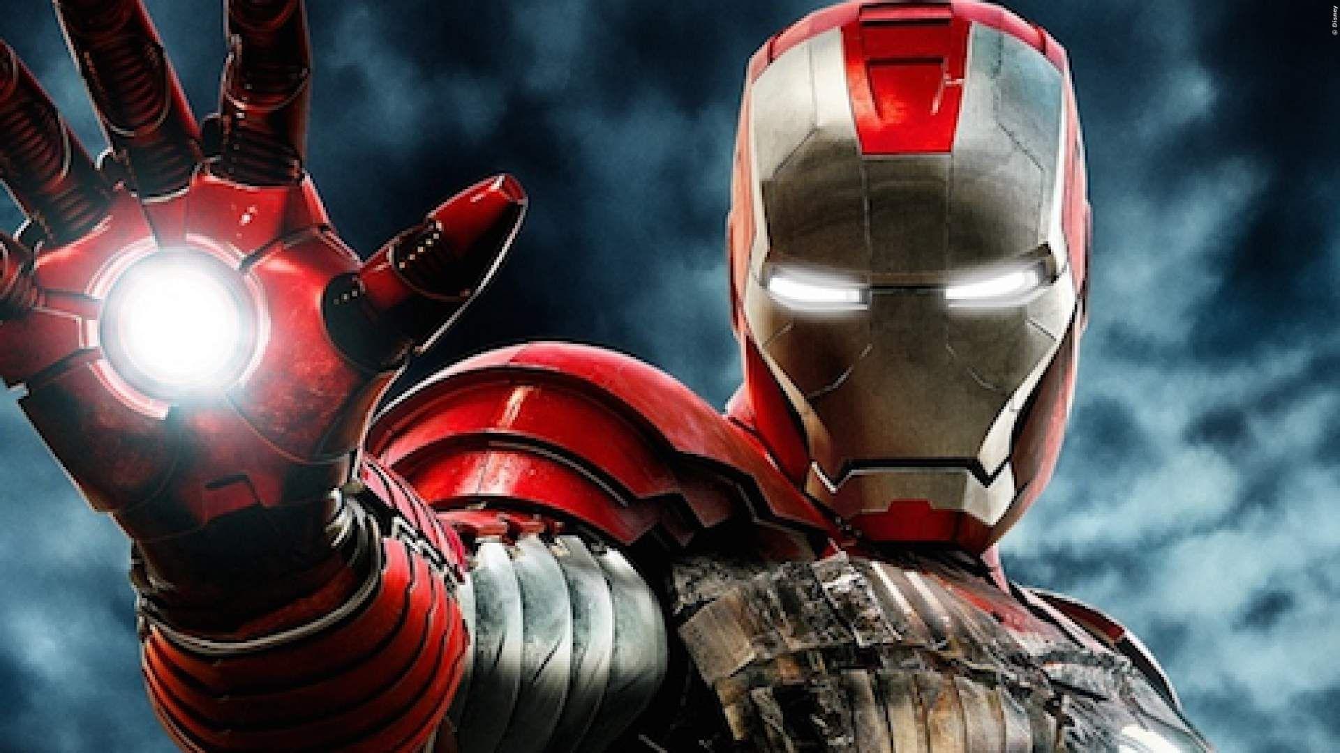 Iron Man Frau
