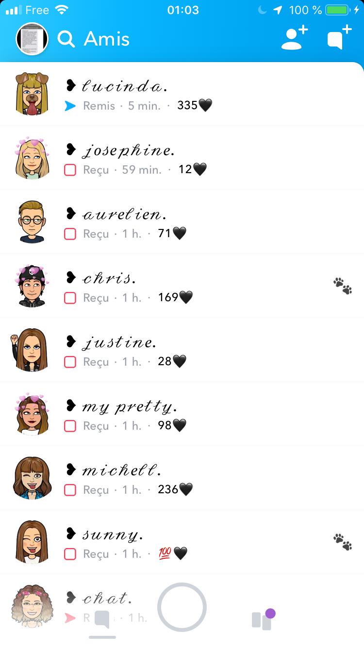 𝓢𝓷𝓪𝓹 𝓾𝓹𝓭𝓪𝓽𝓮 Snapchat Names Snapchat Message Names For Snapchat