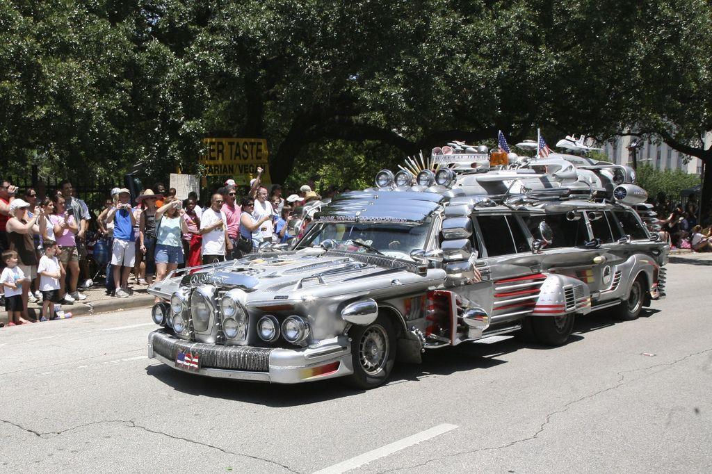 2009 Houston Art Cars Art cars, Cars for sale used, Cars