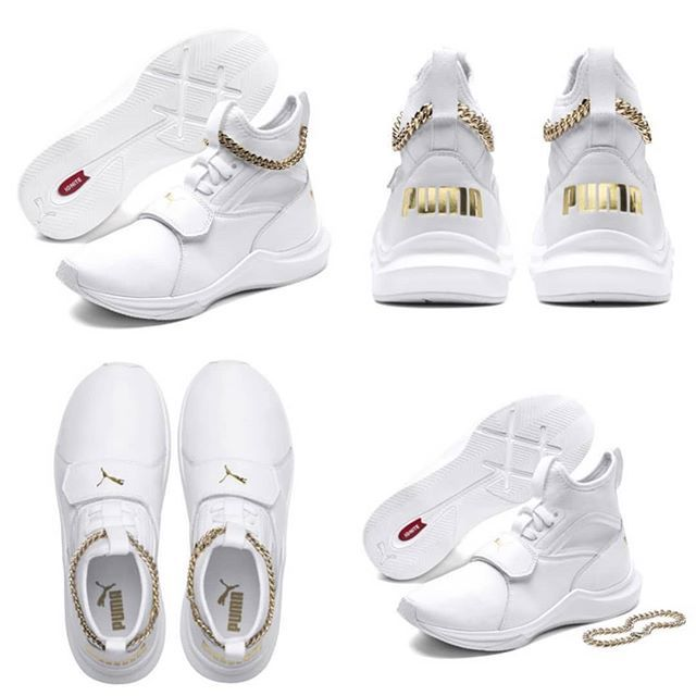 Phenom Lux by Selena Gomez and PUMA available since April