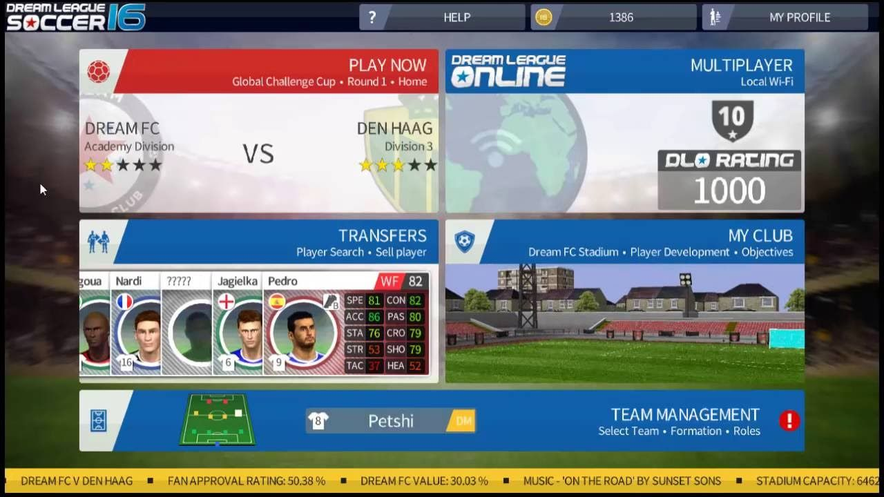 Dream League Soccer 2016 Unlimited Money In 2020 Ios Games Game Update Generation