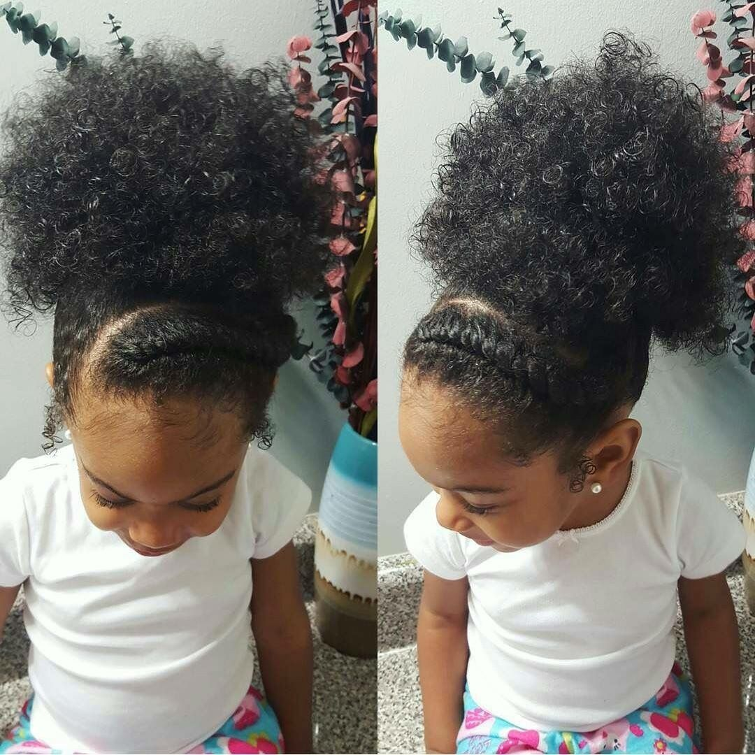 Pin By Charlene Demming On Hair Natural Hair Styles Toddler