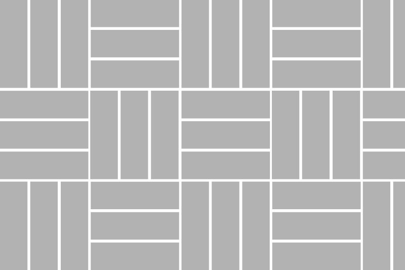 8 Most Popular Tile Patterns Patterned Floor Tiles Basket Weave Tile Tile Design Pattern
