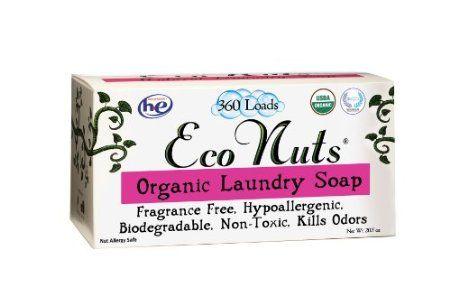 Amazon Com Eco Nuts Organic Laundry Soap 360 Count Home