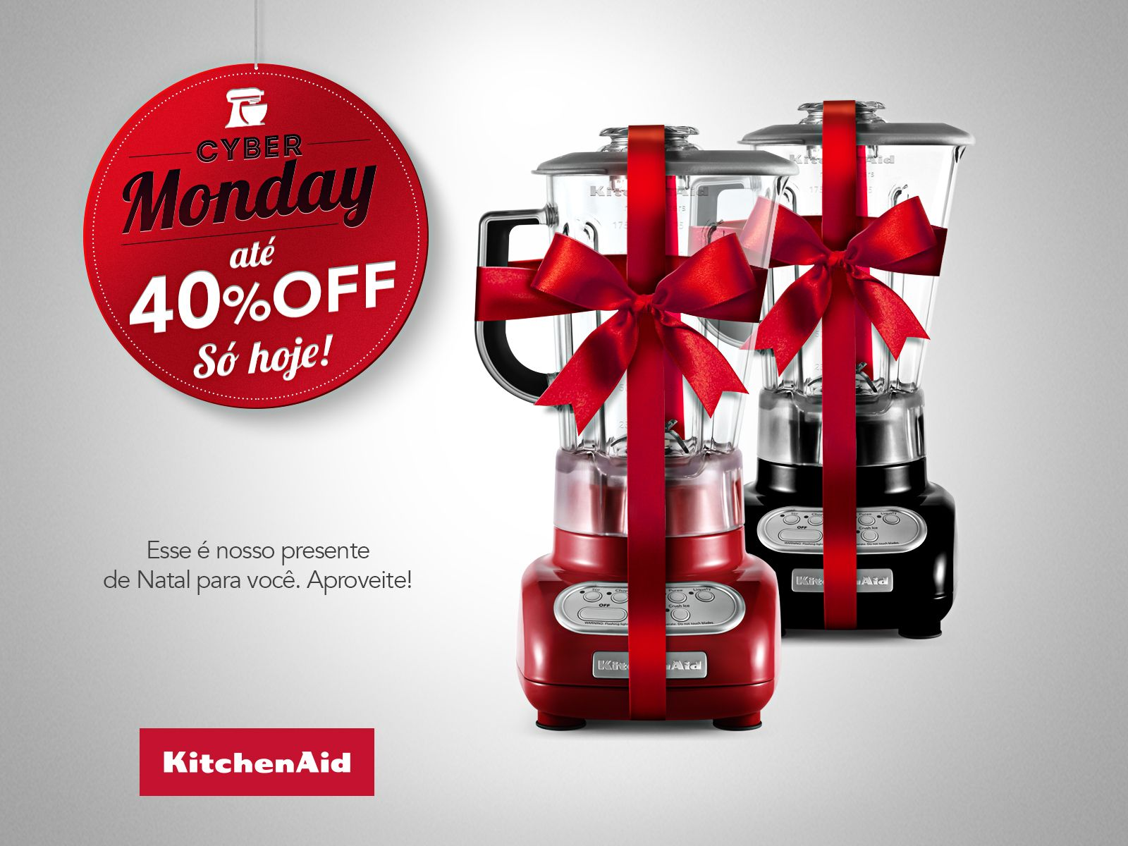 Cyber Monday Kitchenaid Keyvisual On Behance Cyber Monday Kitchen Aid Black Friday Ads