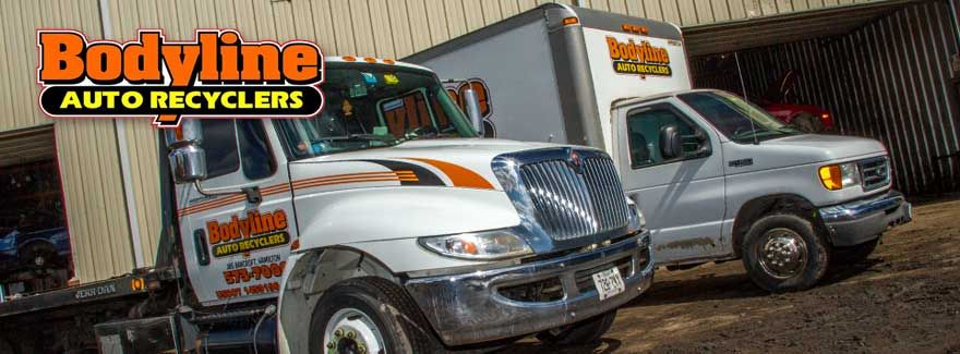 Bodyline Auto Recyclers is one of the leading suppliers, offering