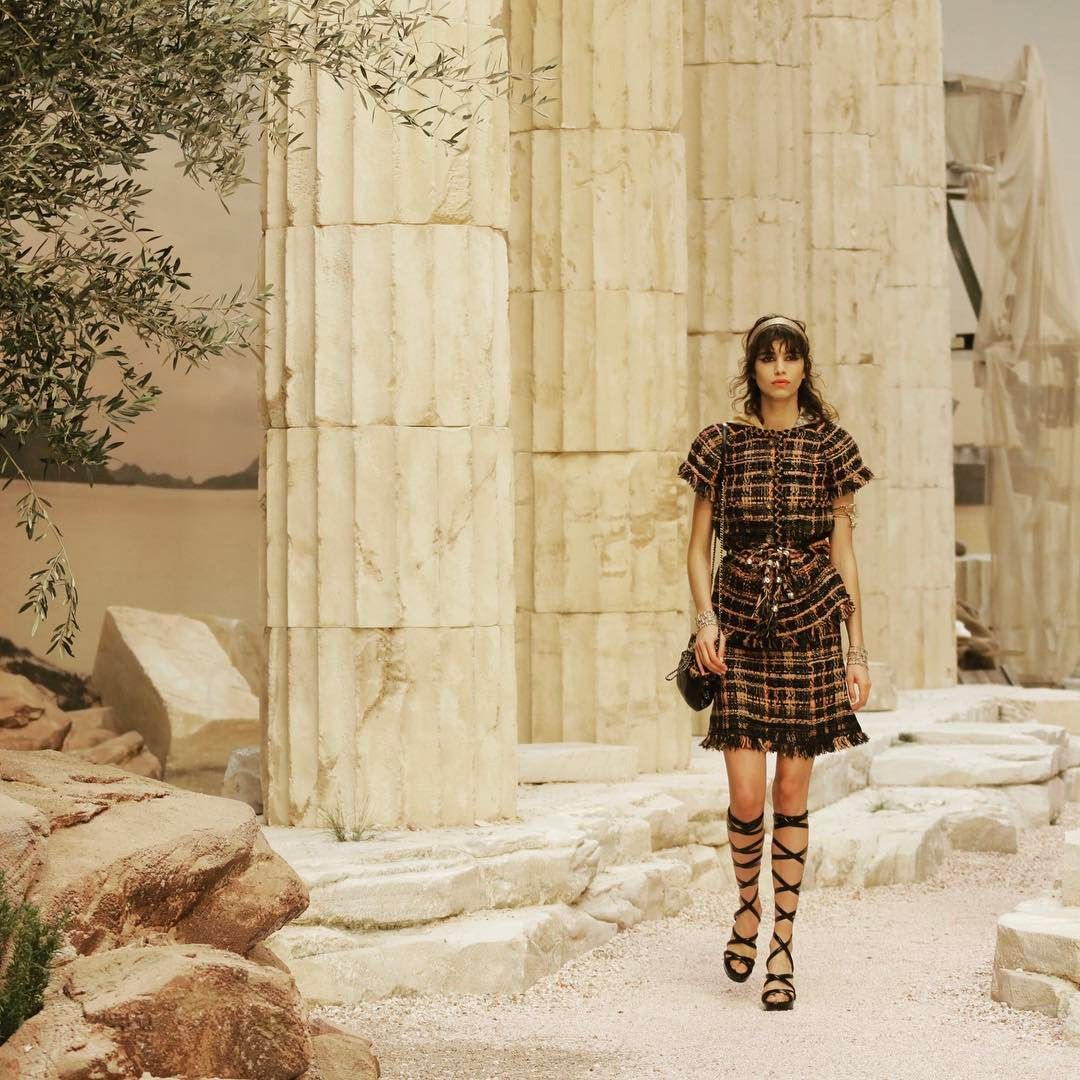What Do Resort And Pre Collections Mean In Fashion Fashion Editorial Fashion Chanel Cruise