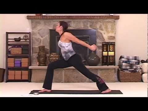30 Minute Intermediate Vinyasa Flow Yoga Practice