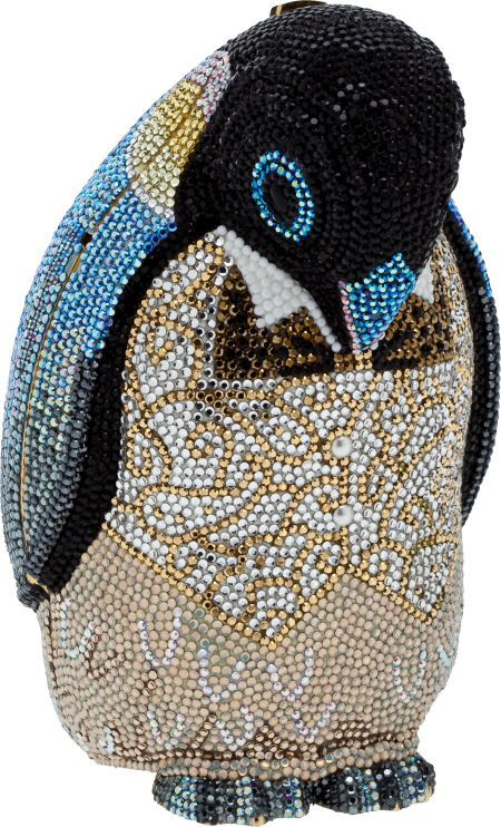 Judith Leiber Penguin Bag So Want This