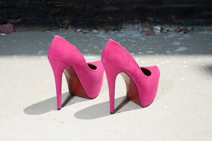 OMG...the shoes!