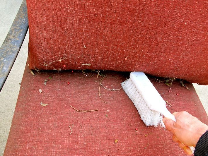 High Quality How To Clean Outdoor Furniture Cushions Naturally