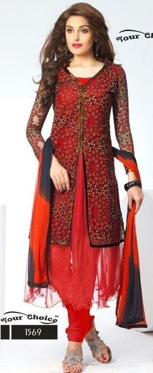 G3 Designer Stitched Salwar Kameez 1573 -www.cooliyo.com