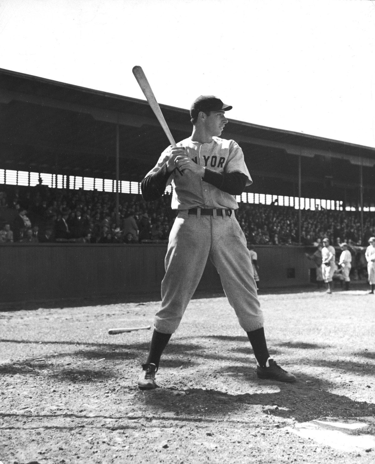 Life With Joe Dimaggio Early Photos Of A Baseball Phenom Joe Dimaggio Famous Baseball Players Baseball