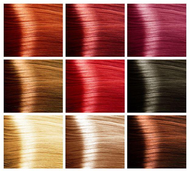 Compound Henna Hair Dye Types Of Hair Color Medium Brown Hair Color Henna Hair