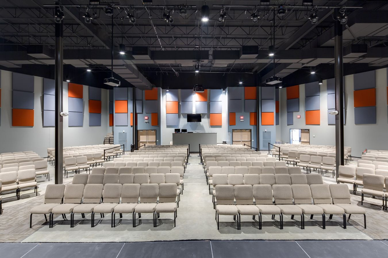Warren Baptist Church Grovetown Campus Worship Center   Augusta, GA  (designed By A Partner At Equip Studio While At A Previous Firm).