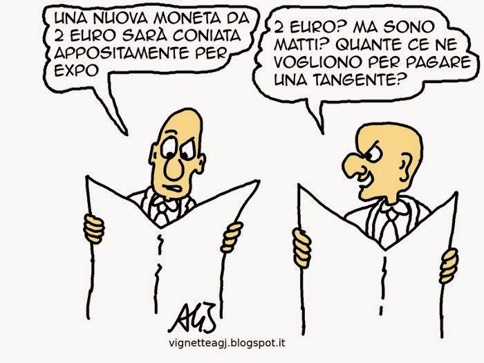 2 euro celebrativi per #EXPO