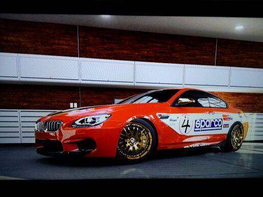 """BMW M6 COUPÉ """"Lukynix Sport""""  #forzamotorsport5 #lukynix #xboxone #bmw"""