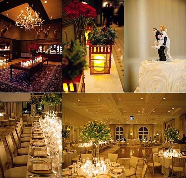 Elegant Winter Wedding In Aspen Colorado Aspen Wedding Aspen