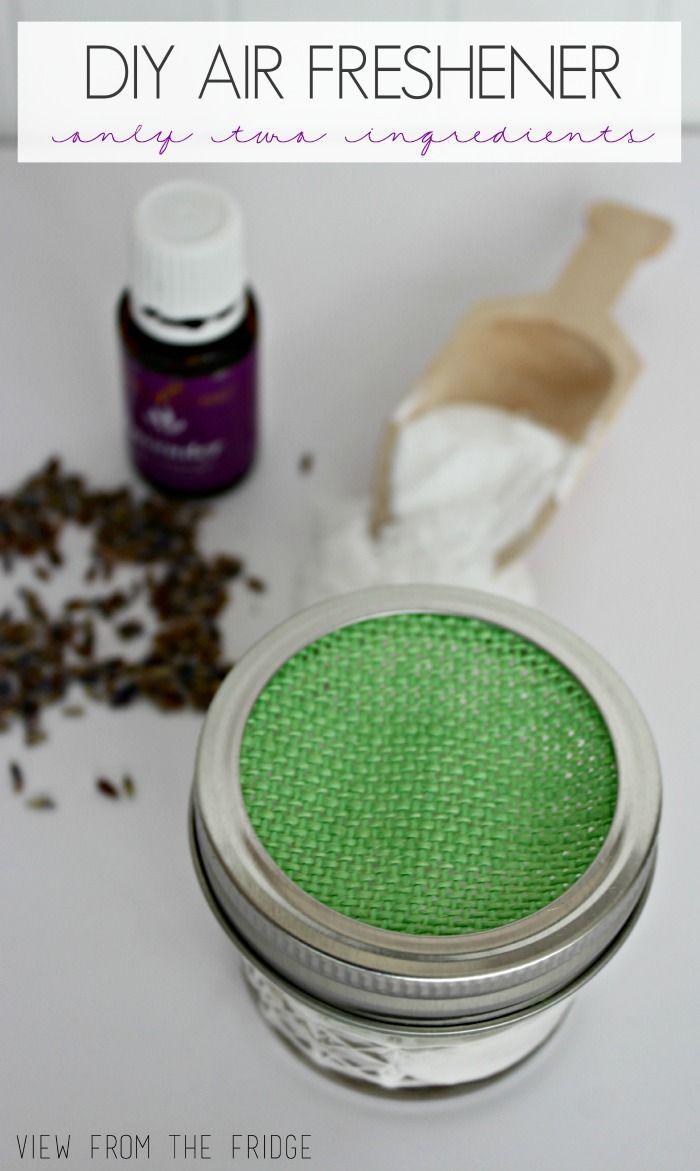 Homemade Air Fresheners {Two Ingredients
