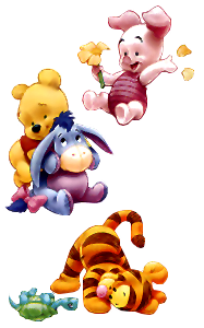770ac68217eb Pooh-Clipart.Com- Free Winnie The Pooh and Friends Clipart with ...