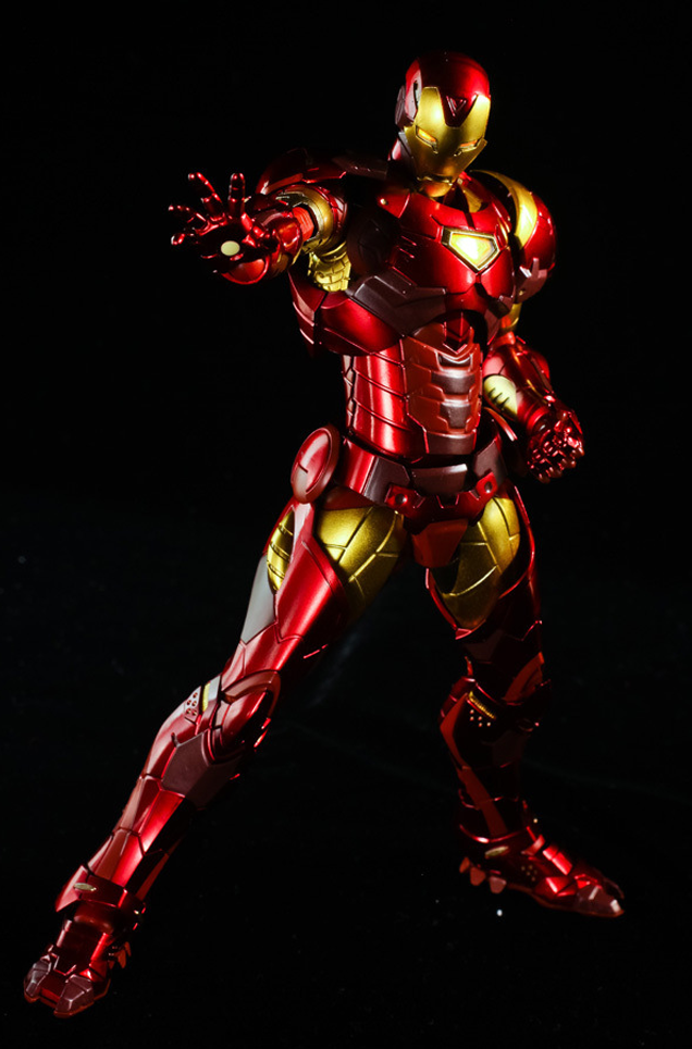 A Closer Look At Sentinel S Lovely Extremis Iron Man Iron Man Iron Man Armor Iron Man Art
