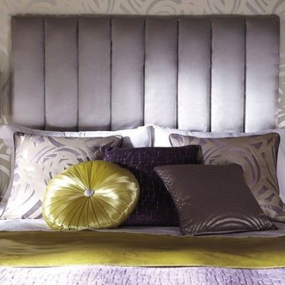 Oxford Headboard With Images Bedroom Wallpaper And Curtains
