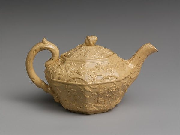 American Pottery Manufacturing Company Teapot American The Met Tea Pots Pottery Stoneware Pottery