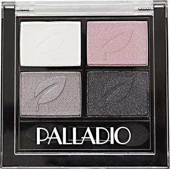 Palladio Eyeshadow Quad Smokey Eyes Palladio cosmetics