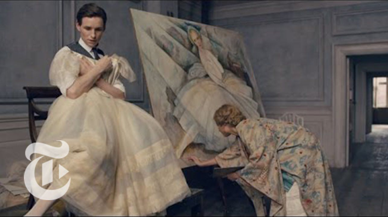 The Danish Girl\' | Anatomy of a Scene w/ Director Tom Hooper | The ...