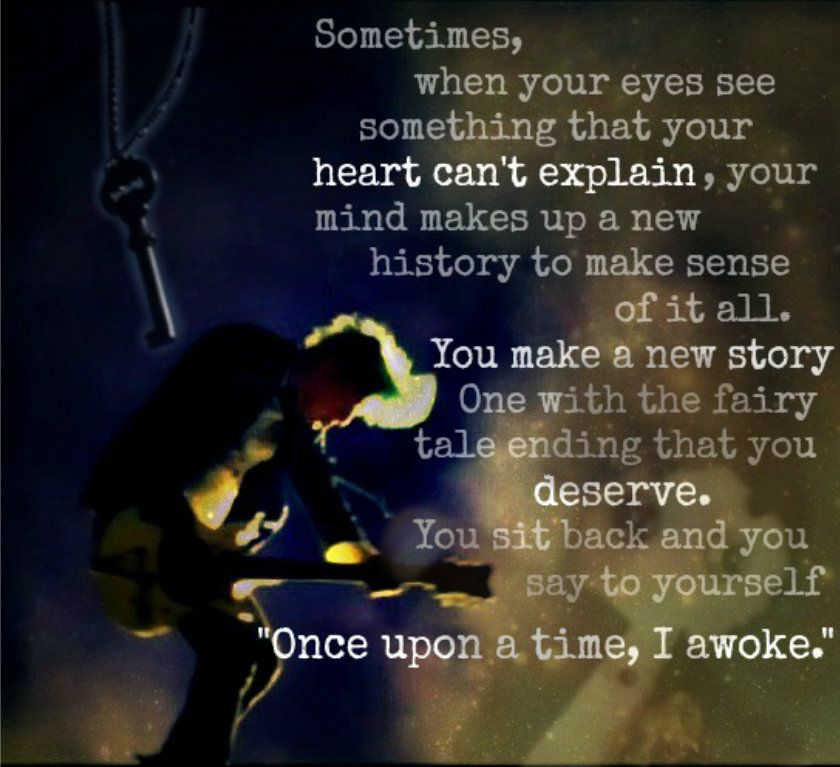Marianas Trench, words can't describe what this means to me....