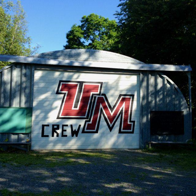 Umass Amherst Boathouse Umasscrew Rowing Umass Rowing House Boat Paint Job
