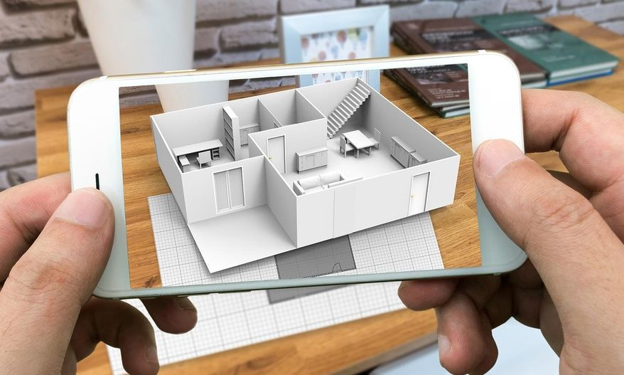 Augmented Reality App Development Develop Most Realistic And Highly Interactive Ar App With A T Augmented Reality Best Virtual Reality Augmented Reality Apps