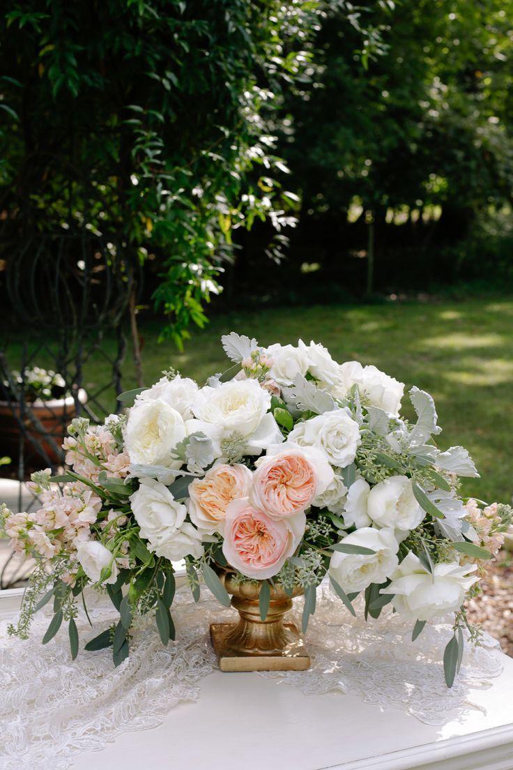 Davies Manor Plantation Wedding | Plantation wedding, Floral designs ...