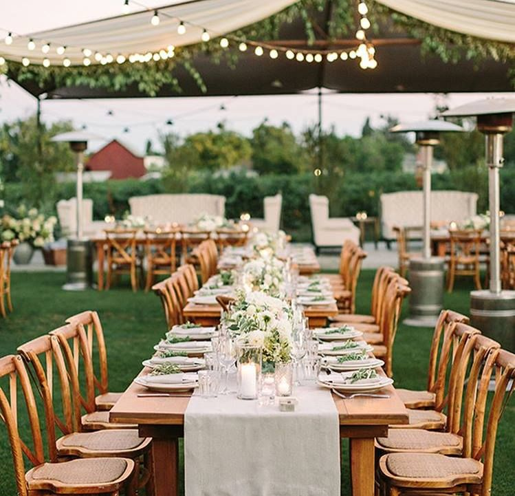 Farm To Table Wedding At Long Meadow Ranch Napa valley