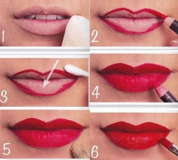 30+ How To Use Lipsticks Step By Step For Best Lips Makeup Design - Page 4 of 40... 30+ How To Use