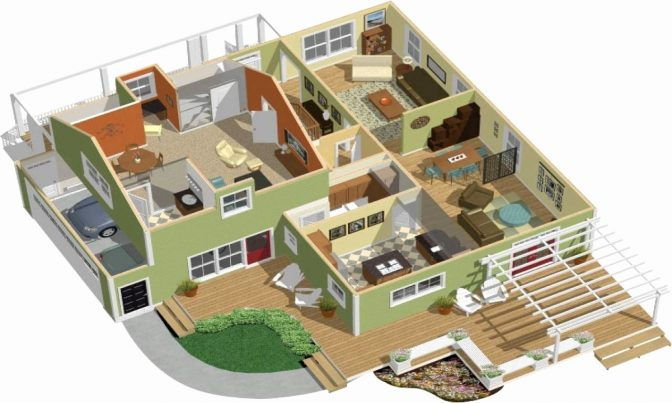 Heavy And Light Balance Home Plan Design In India Home Design Software Free Home Design Software Best Home Design Software