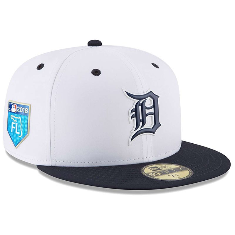 Detroit tigers new era 2018 spring training collection
