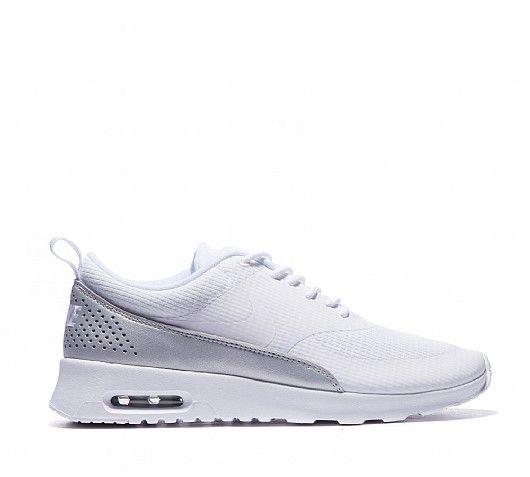 cheap for discount 6705a 48ba7 Nike Womens Air Max Thea Text Trainer   Bleached Lilac   Footasylum