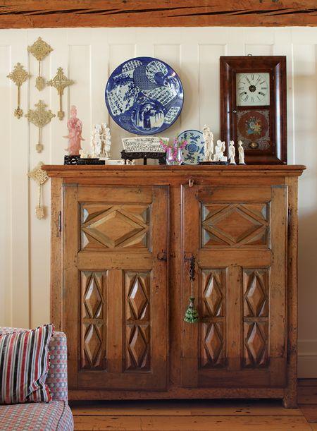 Resultats De Recherche D Images Pour Meuble Quebecois Annee 1800 Antique Dresser Antiques Antique Show