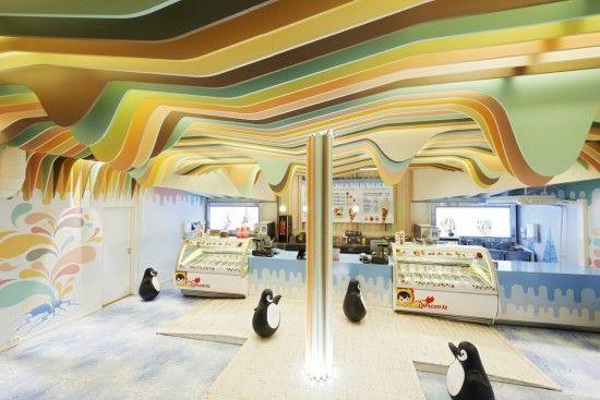 阿克斯胡斯的冰淇淋店 / Ice Cream Castle