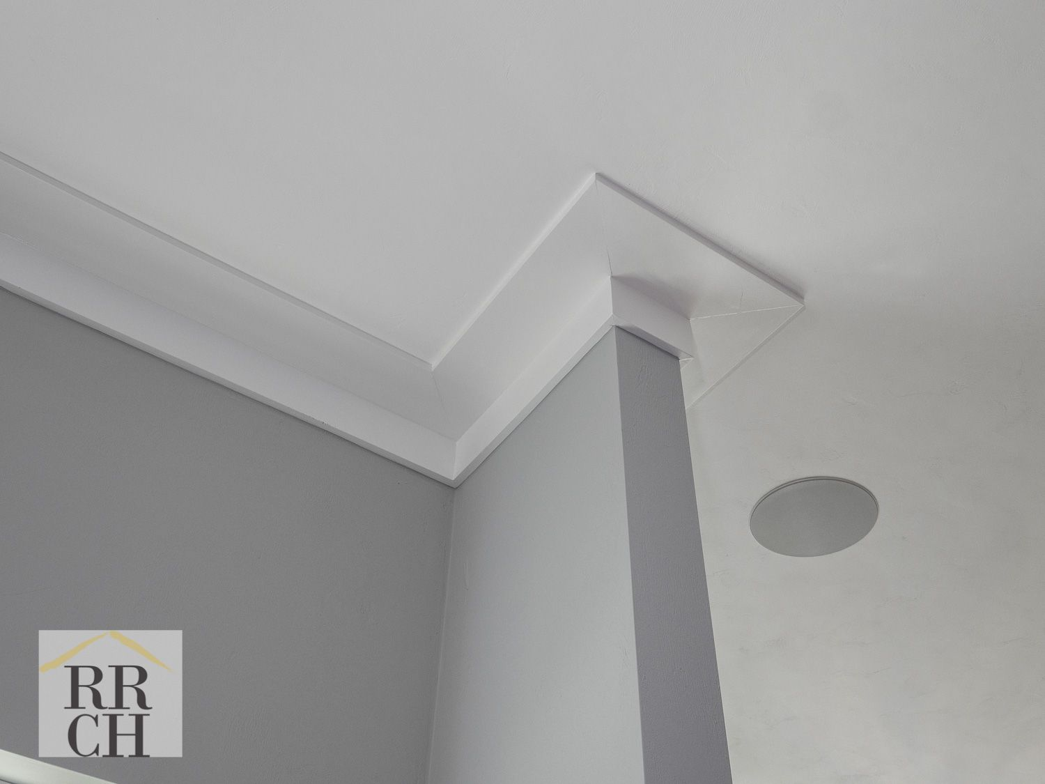 Eased Edge Crown Molding