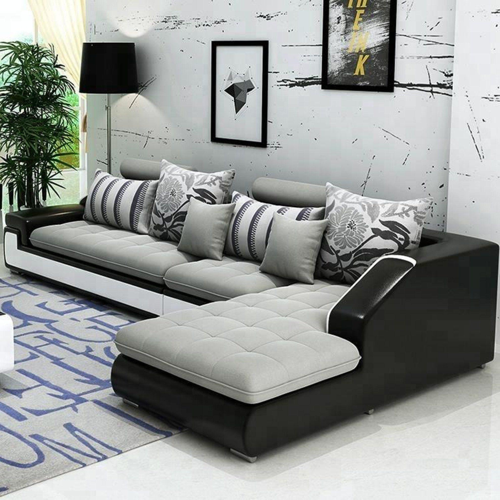 Modern L Shaped Corner Living Room Furniture Modern Sofa Living Room Living Room Sofa Living Room Sofa Set