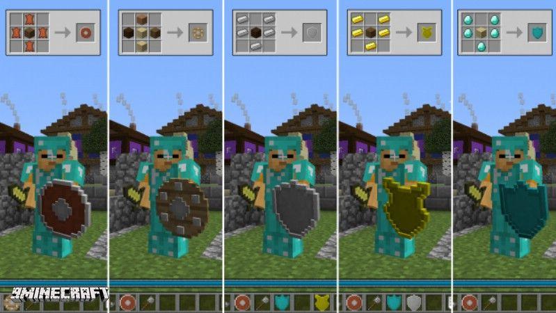 Mine Blade Battlegear 2 Mod 2