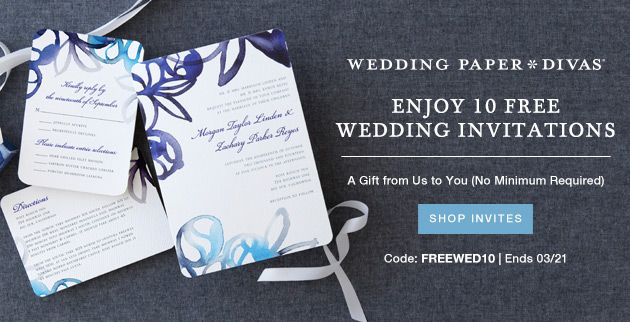 Free Wedding Website From Wedding Paper Divas A Girl Can Dream