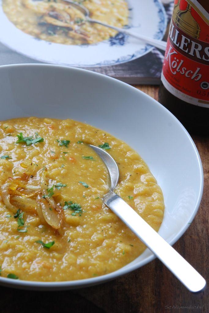 Berliner Loffelerbsensuppe Suppen Pinterest Eintopf