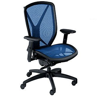 Ergonomic Chair With Mesh Seat And Back 56314 And More Office
