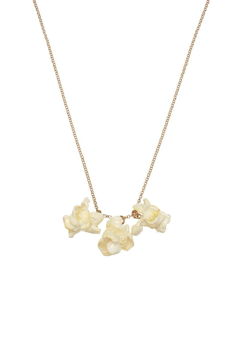 Popcorn Necklace, £18 http://www.tattydevine.com/shop/featured/new-in/popcorn-necklace.html