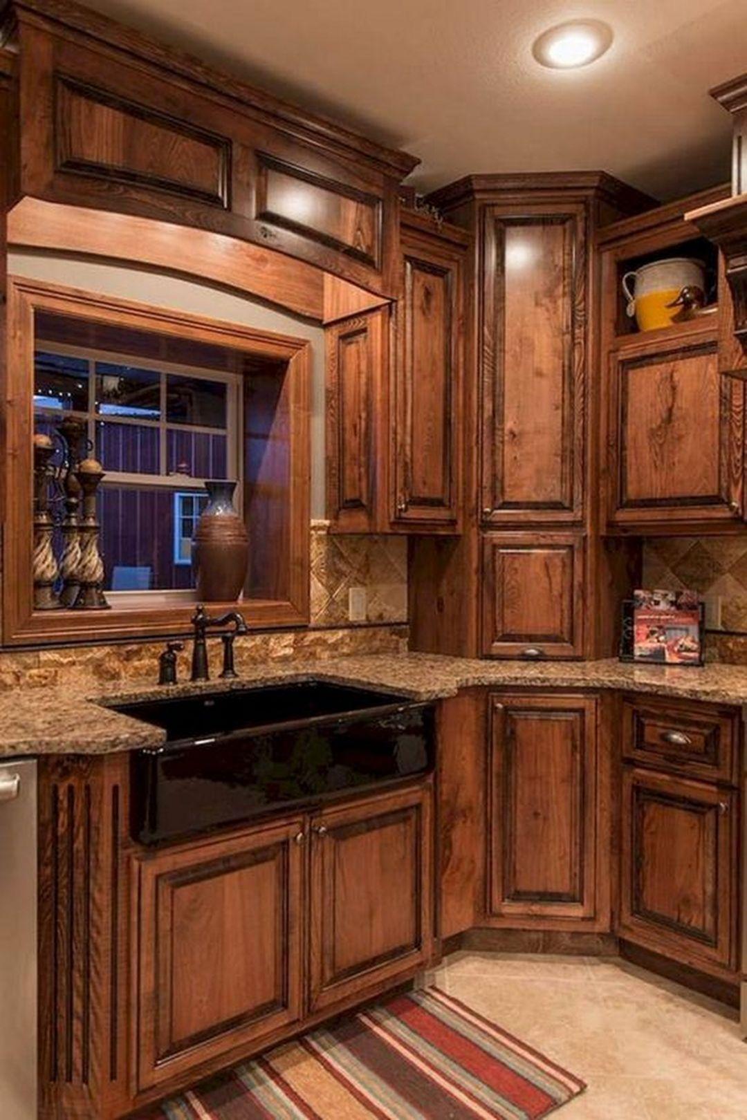 Rustic farmhouse kitchen - 20 Best Rustic Kitchen Design ...