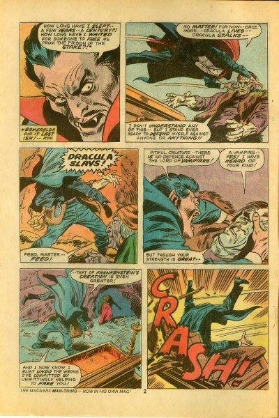 Dracula - Marvel Comics